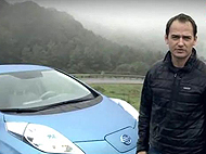 Nissan Leaf review by The Stig