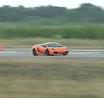 Twin Turbo Lamborghini Gallardo Crash