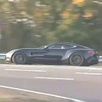 2011 Aston Martin One-77 on the Nürburgring