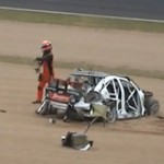 V8 Supercars: huge Fabian Coulthard crash
