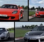 Porsche Carrera GT vs 911 GT2 RS