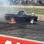 The hottest burnout EVER