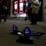Skatecycle, the Tron-inspired skateboard