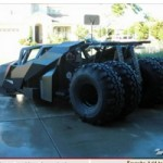 Homemade Batmobile!