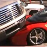 You're doing it wrong: Ferrari + Ford F150