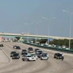 Police shut down highway for 200 exotic cars