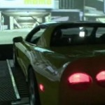 Jay Leno's Corvette Z06 becomes a real car simulator