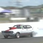 The best crashes, engine explosions and flames of 2010, Australian edition
