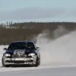 Chris Harris drives the pre-production 2012 BMW M5