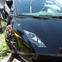 Underground Racing Lamborghini Gallardo crash