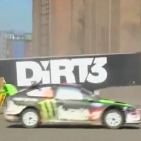 Ken Block – Dirt3 Gymkhana promotional video