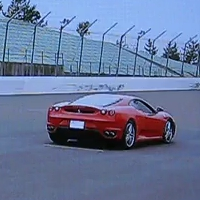 Drag racing in reverse gear: Ferrari F430 vs Toyota Corolla