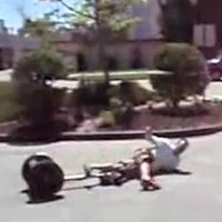 Compilation de chutes et accidents en Segway