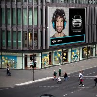 MINI wants to put YOUR face on a giant billboard in Berlin