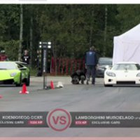 Lamborghini LP670-4 SV vs Koenigsegg CCXR 