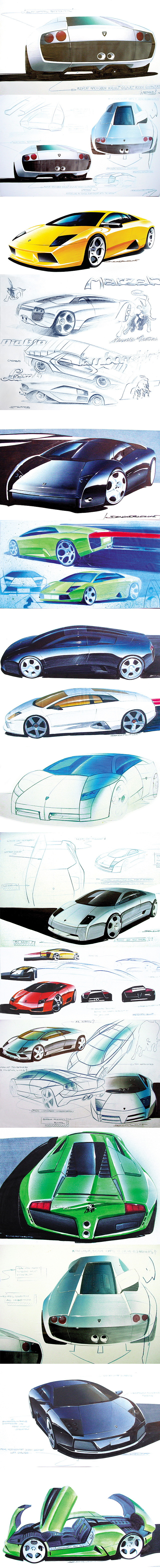 lamborghini-sketches