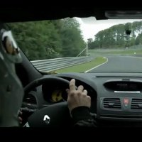 Renault Megane Trophy sets new FWD Nürburgring lap record (onboard video)