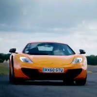 Top Gear Reviews  the McLaren MP4-12C