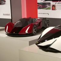 Korean students win Ferrari design contest