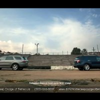 Dodge Durango vs Ford Explorer in towing battle