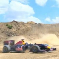 Red Bull F1 goes dirt racing in Austin