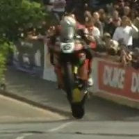 Isle of Man Tourist Trophy 2011 highlights and crashes