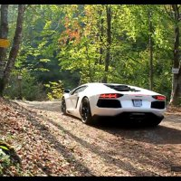The Lamborghini LP-700-4 Aventador in video