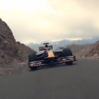 Red Bull F1 goes racing in the Himalaya
