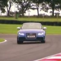 Fifth Gear: Audi RS5 vs Mercedes C 63 AMG