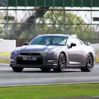 EVO: Chris Harris drives the 2012 Nissan GTR