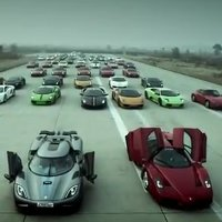 Chinese Supercar Club promo video