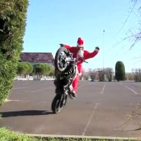 Jorian Ponomareff Christmas stunt video