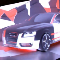 audi-A7-projection-mapping