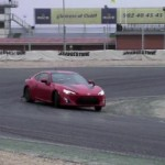 Chris Harris teste la Scion FR-S sur la piste