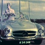 Mercedes-Benz souligne les 60 ans de la SL