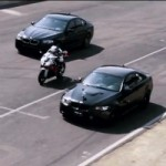 La crme de la crme de BMW s&rsquo;affronte : S 1000 RR vs M3 E92 vs M5 F10
