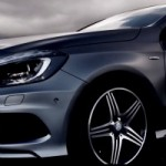 New Mercedes-Benz A-Class : A Stands for Awesome!