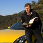 Former WRC Champion Walter Röhrl Takes the New Porsche Boxster S for a Ride
