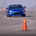 Video: 2013 Subaru BRZ Tested on the Track