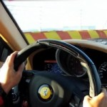 Fernando Alonso and Felipe Massa Drive the New Ferrari F12berlinetta