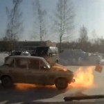 This Lada is a Bomb in Every Sense of the Word