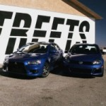 Face à Face : Volkswagen Golf R vs Mitsubishi Lancer Evolution MR