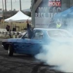 Watch a 1974 Holden HQ Perform an EPIC burnout