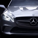 Mercedes-Benz CSC (Concept Style Coupe) Makes Video Debut