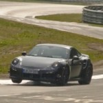 2013 Porsche 911 GT3 and Turbo Caught Testing at the Nürburgring
