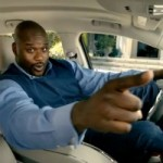 Buick and Shaquille O'Neal Teamp Up for LaCrosse eAssist Ad Campaign