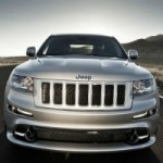Watch the Jeep Grand Cherokee SRT8 Tackle the Nrburgring