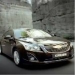 Video Shows 2013 Chevrolet Cruze Facelift