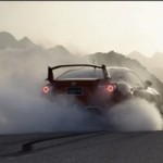 Toyota GT 86 Goes Sideways and Smokes Some Tires for UAE Launch