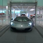 Une visite VIP dans le Technology Centre de McLaren, lieu de fabrication de la MP4-12C
